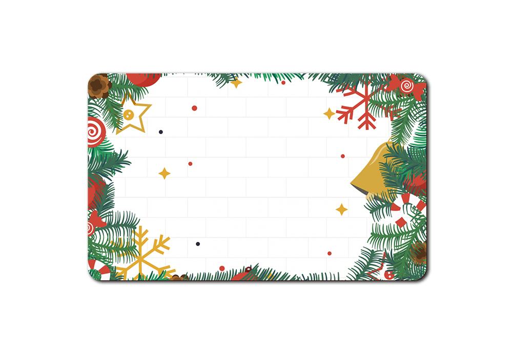 """Frühstücksbrettchen """"Weihnachten Zweige"""""""